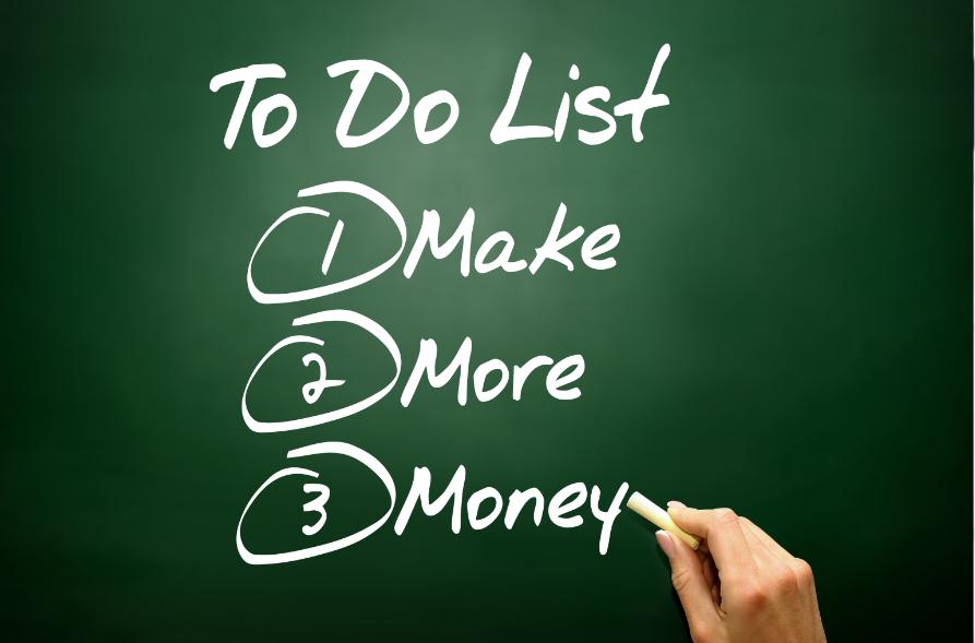 περισσότερα χρήματα how to make more money